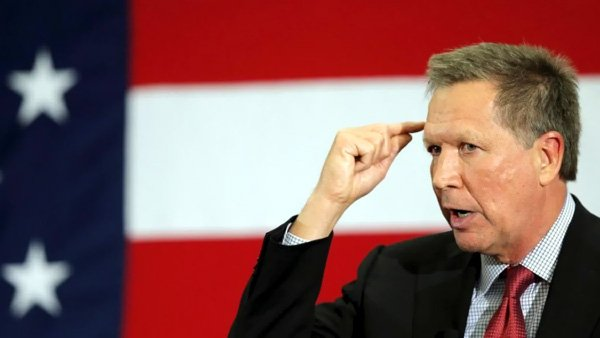 John Kasich - Ohio's Governor