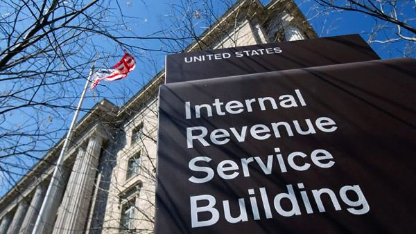 Internal Revenue Service IRS Building