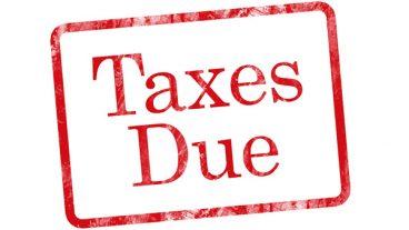 Local Taxes Due